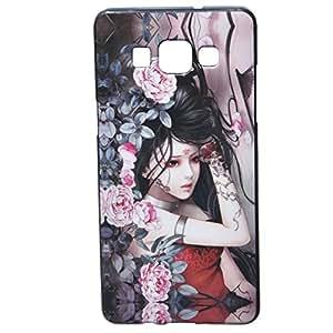 CEZZAR FASHION Back Cover for Samsung Galaxy A5