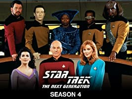Star Trek: The Next Generation Season 4 [HD]