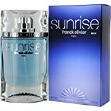 Sunrise for Men by Franck Olivier Eau de Toilette Spray 75ml