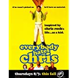 Everybody Hates Chris Plakat TV Poster