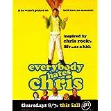 Everybody Hates Chris Plakat TV Poster