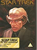 Star Trek - The Collector's Edition - TNG 3 - Lonely Among Us, Justice, The Battle