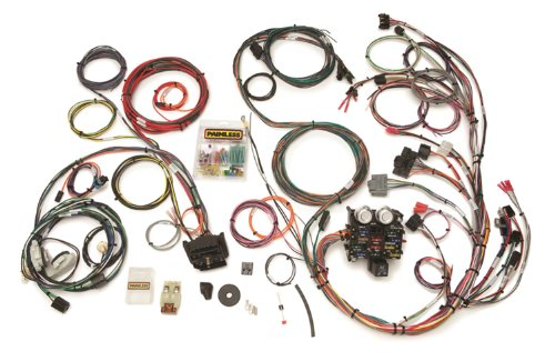 Painless Wire 10111 Chis Harness for Jeep Wrangler YJ ... on duraspark harness, 5 point harness, radio harness, 1972 chevy truck harness, ford 5.0 fuel injection harness, racing seat harness, dodge ram injector harness, electrical harness, horse team harness, painless fuse box, 5.3 vortec swap harness, bully dog harness, front lead dog harness, horse driving harness, fuel injector harness, painless engine harness, chevy tbi harness, rover series 3 diesel harness, car harness, indestructible dog harness,