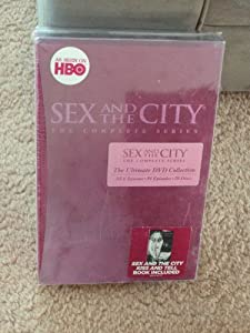 Hot, sex and the city kiss and tell book good one