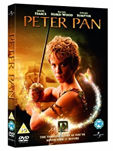 Peter Pan (2003) with Limited Edition 3D Lenticular Sleeve [DVD]