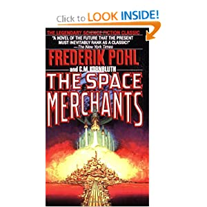 The Spce Merchants - Frederik Pohl & C. M. Kornbluth