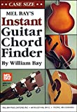 Mel Bay Instant Guitar Chord Finder