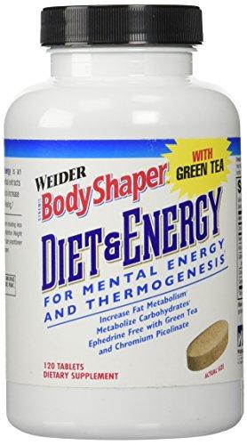 WEIDER-Diet-Energy-120-Tablets