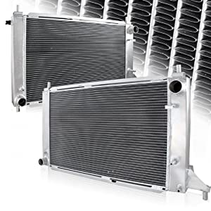 1996 Ford Mustang V8 Aftermarket Aluminum Racing Cooling Radiator