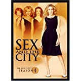 "Sex and the City: Season 4 [3 DVDs]von ""Sarah Jessica Parker"""