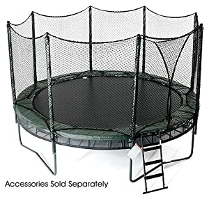 AlleyOop DoubleBounce plus PowerBounce System with integrated Safety Enclosure