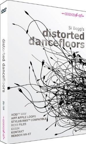 Zero G Distorted Dancefloors Sample Library (Standard)