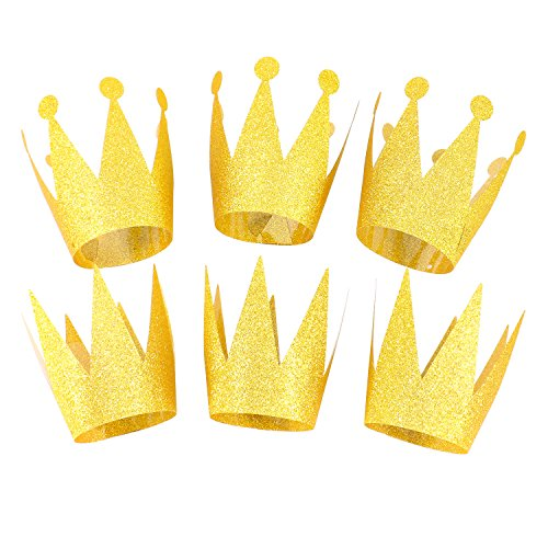 Gold-Party-Crowns-Kids-First-Birthday-Party-Hats-for-Party-Decorations-Supplies-6-Ct