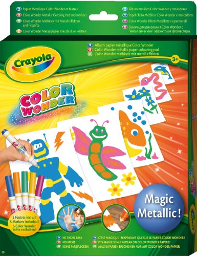 how to make color wonder markers