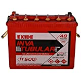 Exide Inva Tubular IT500 Battery