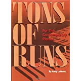 Tons of Runs: For the Contemporary Pianist ~ Andy LaVerne