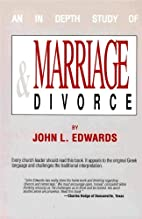 An In Depth Study of Marriage and Divorce -…