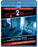 Paranormal Activity 2: Extended Version / Activit paranormale 2: Version prolonge (Bilingue) [Blu-ray + DVD + Digital Copy] (Sous-titres français)
