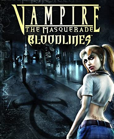 Vampire: The Masquerade: Bloodlines [Online Game Code]
