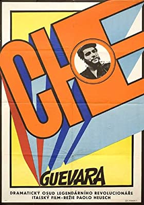 Rebel with a Cause 1971 Original Czech Republic A1 Movie Poster Paolo Heusch Francisco Rabal