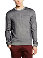 Piacenza cashmere Jersey (Gris)