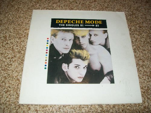 Depeche Mode - The Singles 8185 - Zortam Music