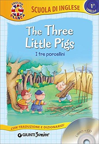the-three-little-pigs-i-tre-porcellini-con-cd-audio
