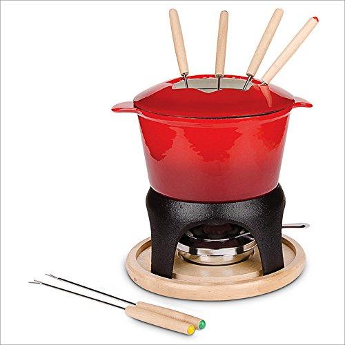 service fondue en fonte style 4022107238038 cuisine. Black Bedroom Furniture Sets. Home Design Ideas