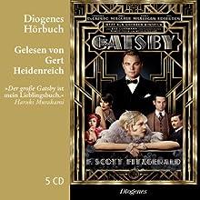 Der große Gatsby (       ungekürzt) von F. Scott Fitzgerald Gesprochen von: Gert Heidenreich