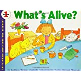 What's Alive? (Let's-Read-and-Find-Out Science 1)
