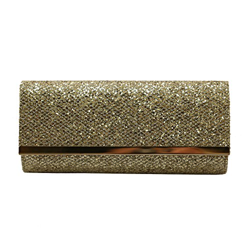 Hbags Ladies fashion Diamond Beads rectangular magnetic buckle dinner hand bag