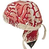 Bloody Brain Headwrap Doo Rag Brains Durag Zombie Pirate Cap