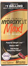 Hydroxycut Max Pro Clinical 60ct Weig…