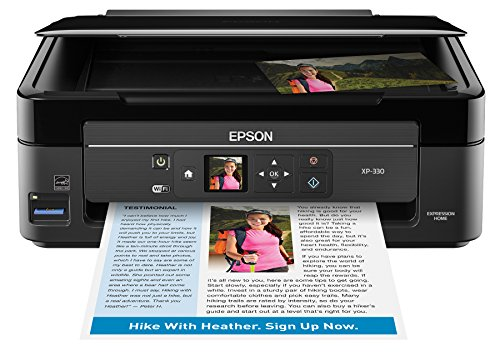 Epson Expression Home XP-330 Wireless Color Photo …