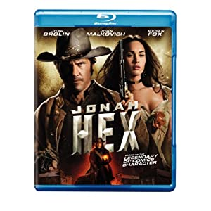 Jonah Hex  (Blu-ray/DVD Combo + Digital Copy)