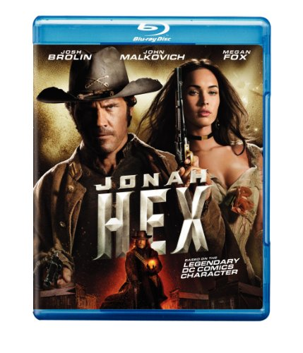 Cover art for  Jonah Hex [Blu-ray]
