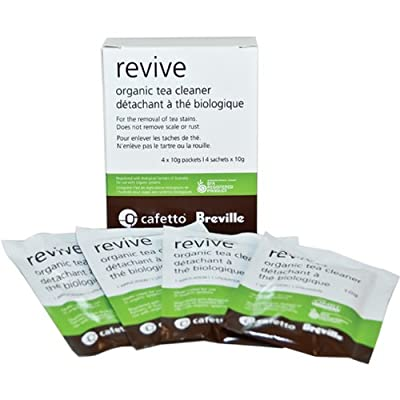 Breville BTM100 Revive Organic Tea Cleaner for Breville BTM800XL Tea Maker