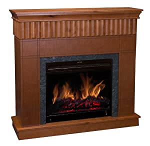 Hunter Electric Fireplace Heater