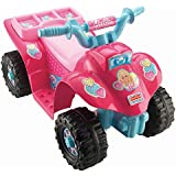 Fisher-Price Power Wheels Barbie Lil' Quad