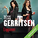 L'apprenti (Rizzoli et Isles 2) Audiobook by Tess Gerritsen Narrated by Pierre-François Garel