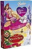 echange, troc Coffret Barbie La magie de Noël ; Le palais de diamants