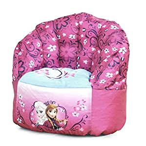 buy disney toddler frozen bean bag chair online at low prices in india. Black Bedroom Furniture Sets. Home Design Ideas