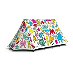 Always Room for One More 2-Person Tent by FieldCandy