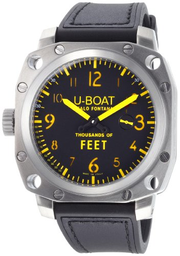 U-Boat Men's 1175 Thousands of Feet Watch