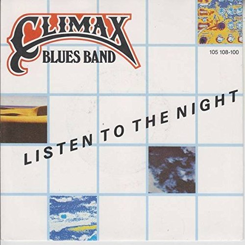 Original album cover of Climax Blues Band - Listen To The Night - Virgin - 105 108, Virgin - 105 108-100 by Climax Blues Band