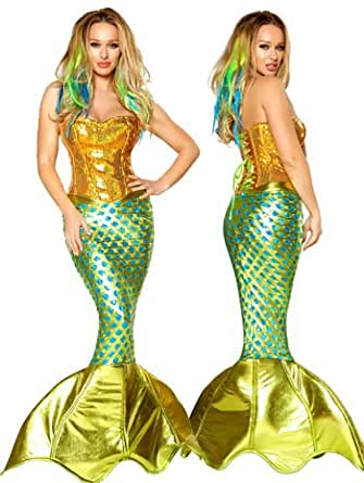 Siren of the Sea Sexy Mermaid Costume