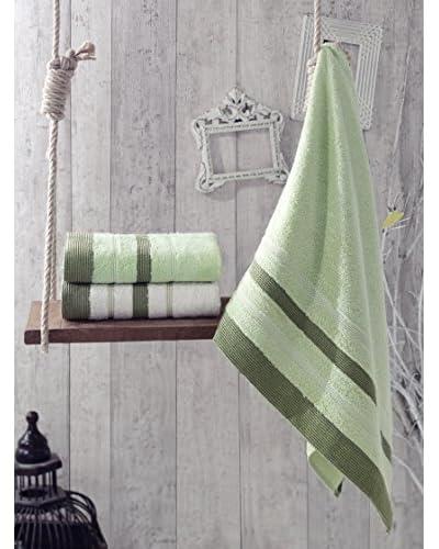 Thuis Mania handdoek set van 2