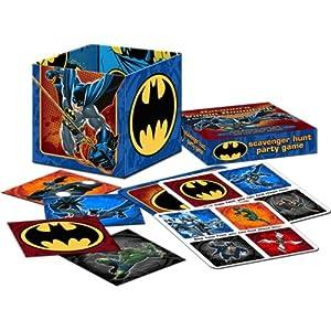 Batman Scavenger Hunt Party Game
