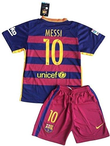 MESSI-10-15-16-Barcelona-futbol-camiseta-chico-talla-M