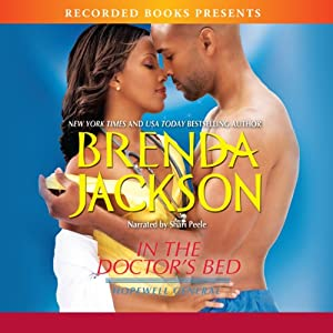 In the Doctor's Bed | [Brenda Jackson]